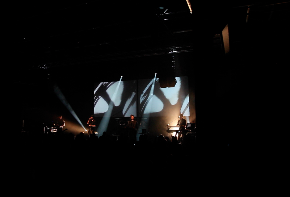 Laibach (KRASS Festival 2015)