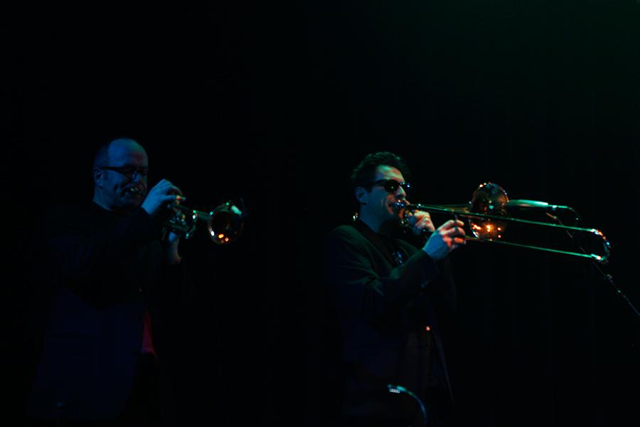 Balkanizer / Trovaci / Damir Avdić: Konzert + Lesung (Krass-Festival 2015)