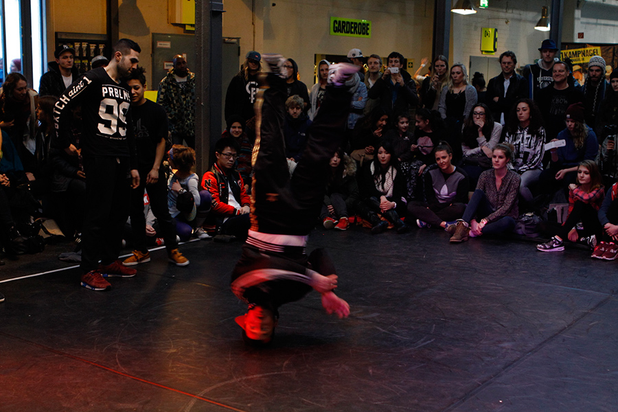Geometry of Dance Vol.2: Krass Urban Dance Battle (Krass-Festival 2015)