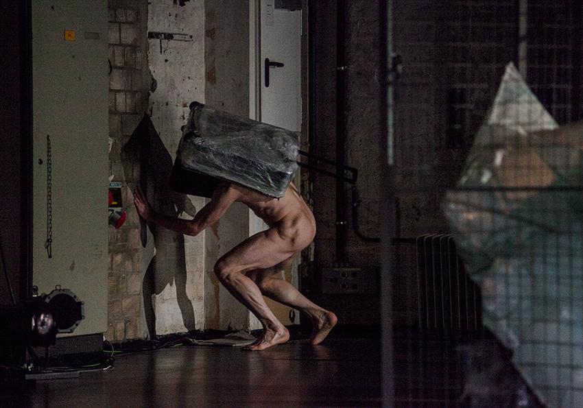 KRASS Festival 2016 Philip Baumgarten / Afsane Ehsandar: Endless Hospitality