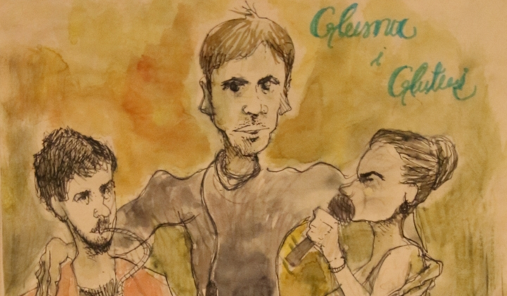 Krass Festival 2018_Ognjen Jeftic Glasna i Gluteni- Turbo-Folk Restart_Foto Glasna i Gluteni